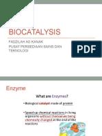 Biocatalysis 2016 Asasi 7