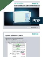 Chap11_Protection Différentielle Transformateur RET670