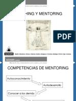 3 Competencias de Mentoring