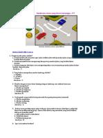 Gambar Ilustrasi Materi Ujian SIM A