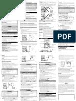 Analog Reading PDF