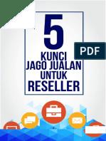 5 Kunci Jago Jualan Untuk Reseller