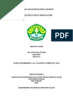 LAPORAN ELEKTRON SPIN RESONANSI.docx