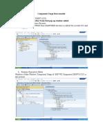 SAP CRM WebUI - Component Usage --- Data Transfer
