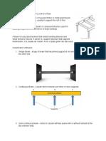 Reinforced Concrete Floor System