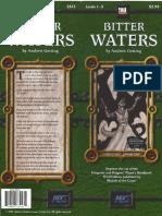 d20 Alderac Entertainment Group Bitter Waters
