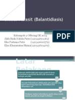 Ciliata Parasit (Balantidiasis)