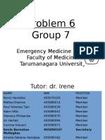 Group 7 Problem 6