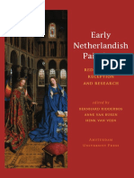 Early Netherlandish Paintings Rediscovery Reception and Research Art eBook