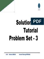 Solution for Tutorial Problem Set -3.pdf