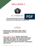 1. Kimia Lipida-klasifikasi