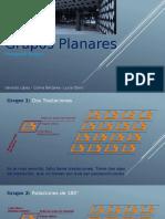 Grupos Planares 1eros 9