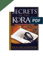 The Secret of Qur'an - Indonesian [Don Richardson]