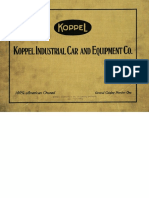 Koppel Industrial Car