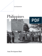 Governance Assessment - Philippines 2005