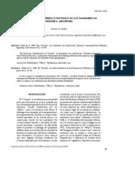 Yvyraro, Un Árbol Ictiotóxico Utilizado Por Los Guaraníes de Misiones - Hector a. Keller