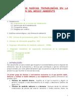 Tema 3 _ Las Nuevas Tecnologías en La Investigación Del Medio Ambiente