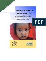 El Impacto de VISIÓN 2020 en Las Metas de Desarrollo Del Milenio ONU