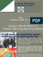 Polusi Dan Pemanasan Global