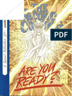 Second Coming - Comic Book