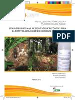 Manual de uso de Beauveria bassiana