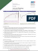Market Technical Reading - 1,347 – 1,350 Region To Cap Near-term Upside...- 22/6/2010