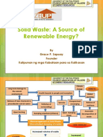 Waste to Energy as a Renewable Resource
