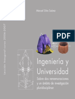 Ingeniería y Universidad