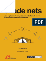 Shade Nets 2006