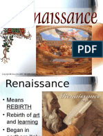 The Renaissance PPT