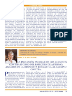 Dialnet-LaInclusionEscolarDeLosAlumnosConTrastornoDelEspec-4351717
