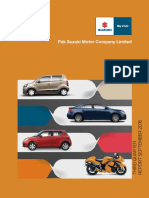 Annual Report Suzuki 2016 (3rd Quarter)