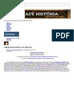 Arqueología Guarani