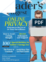 Reader's Digest - October 2016