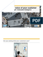 Hearing the Voice of Your Customer - Unvarnished Insight and Actionable Intelligence.pdf