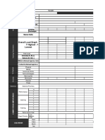 Yearly Periodization Templates