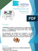 Planificación de Proyectos 01