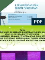 PPP6024 Pengurusan Dan Pentadbiran New LATEST