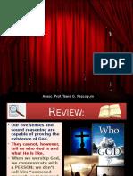 2. Word of God- Revelation