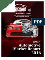 Oman Automotive Market Report