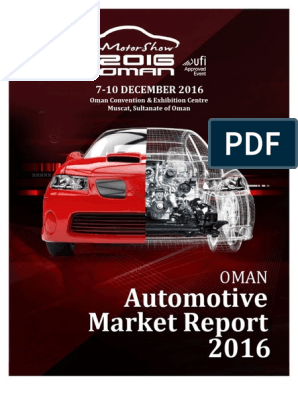 Oman Automotive Market Report | Gulf Cooperation Council
