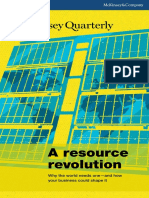 McKinsey Quarterly – Issue 1 2012 (a Resource Revolution)