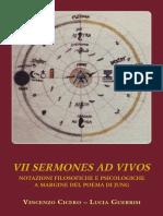 Cicero–Guerrisi, Septem Sermones Ad Vivos. Notazioni Filosofiche e Psicologiche a Margine Del Poema Di Jung