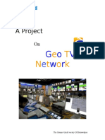 52643484-project-on-geo-tv-network.doc