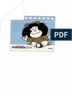 Agenda Mafalda