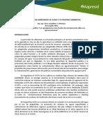 Agroquimicos Napas La Pampa - Acta