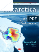 Antarctica - The Most Interactive Ice-Air-Ocean Environment - J Singh & H Dutta (2011)