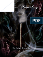 Incense Formulary
