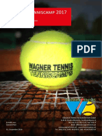 Trainingslager 2017 TC Top Serve Porec