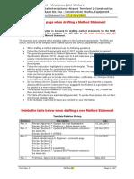 TVJV Standard Method Statement Rev. 4